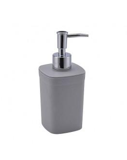 Plastic Light Gray Lotion Dispenser