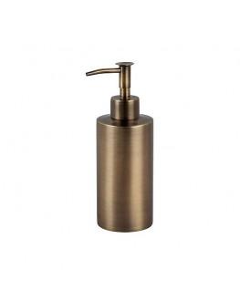 Brushed Brass Effect Emulsion Dispenser