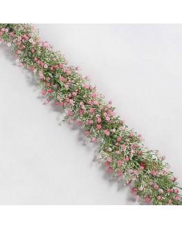 180Cm Gypsophila Gypsophila Pink Garland