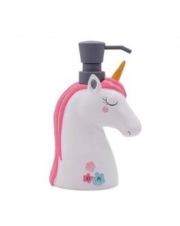 Polyresin Unicorn Soap Dispenser